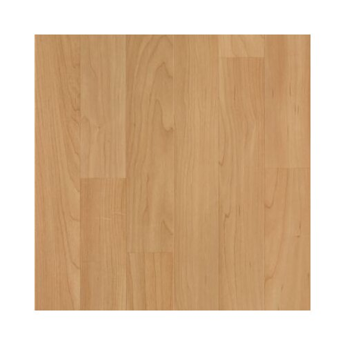 Mohawk Flooring Carrolton Plus 8mm Maple Laminate in Natural Strip