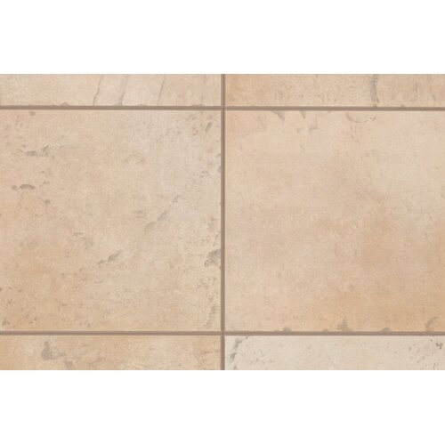 "Mohawk Flooring Quarry Stone 2"" x 2"" Counter Rail Corner Tile Trim in Sand"