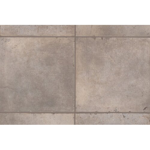 "Mohawk Flooring Quarry Stone 12"" x 3"" Bullnose Tile Trim in Slate"