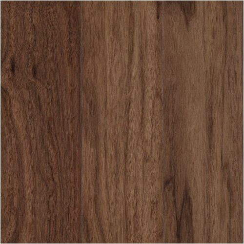 "Mohawk Flooring Revival Aria 4"" Engineered Walnut Flooring in Natural"