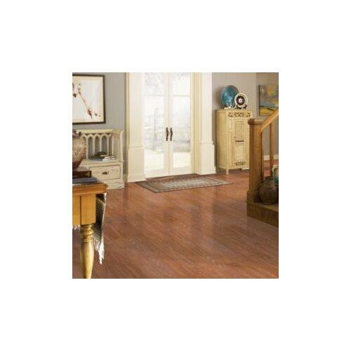 Mohawk Flooring Barchester 8mm Oak Laminate in Cinnamon Spice Strip