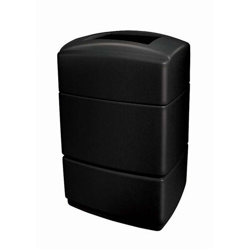 Commercial Zone Polytec Rectangular Waste Container