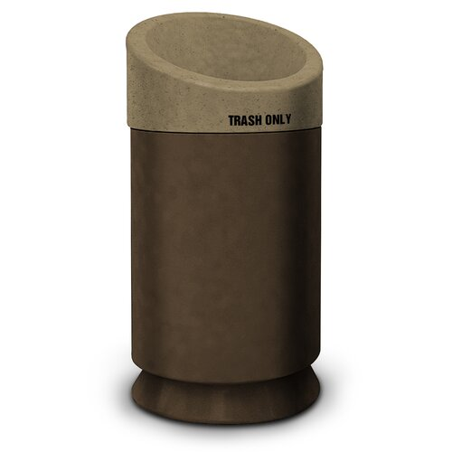 Commercial Zone Galaxy 40 Gallon Waste Receptacle
