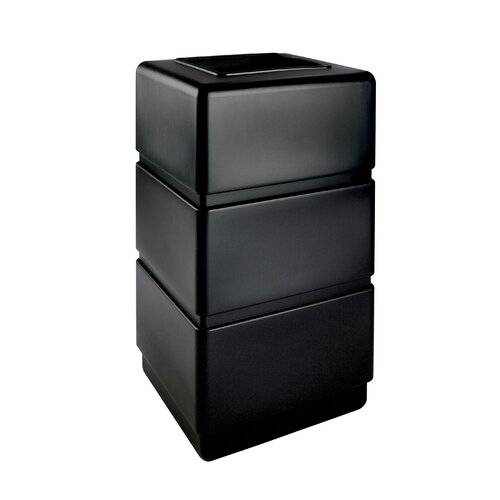 Commercial Zone 38 Gallon 3-Tier Waste Container