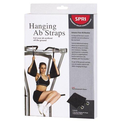 "SPRI Hanging Ab Straps- 8"" Arm Sling"