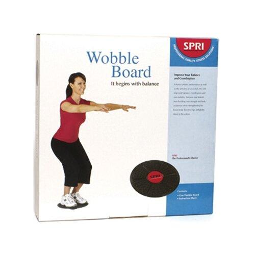 SPRI Plastic Wobble Board