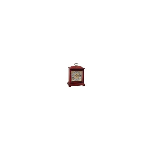American Styled Mechanical Mantel Clock in Cherry