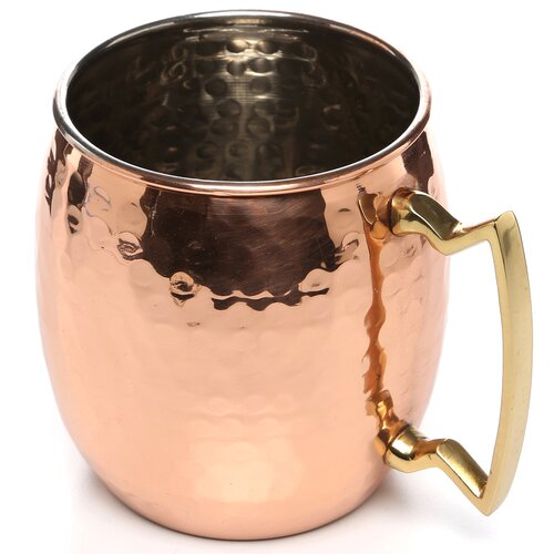 Old Dutch International HiMoscow Hammered Mule Mug