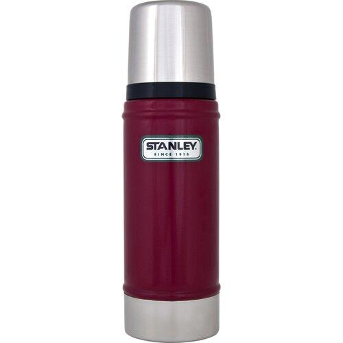16 Oz Stanley Vacuum Bottle in Red