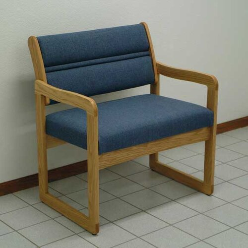 Wooden Mallet Valley Bariatric Guest Chair