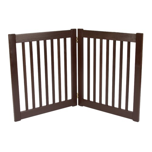 Highlander 2 Panel Free Standing EZ Pet Gate