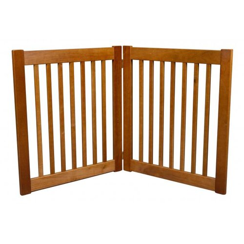 Dynamic Accents Highlander 2 Panel Free Standing EZ Pet Gate
