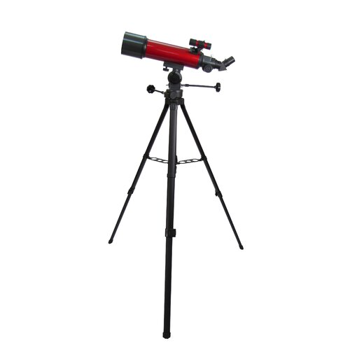 Carson Red Planet Series Refractor Telescope