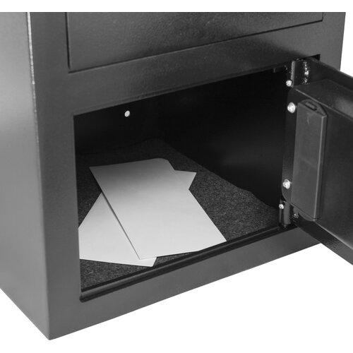 Barska Standard Keypad Lock Depository Safe