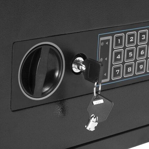 Barska Compact Keypad Lock Depository Safe