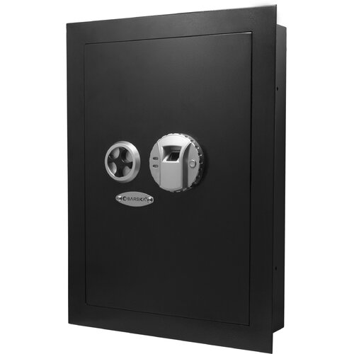 Biometric Lock Wall Safe