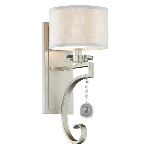 Wildon Home ® Rosendal 1 Light Wall Sconce