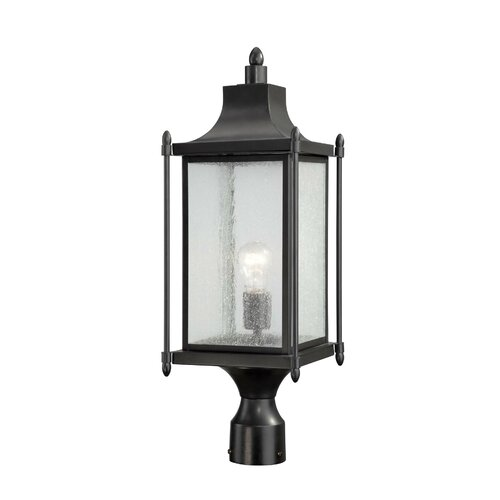 Wildon Home ® Peterson 1 Light Outdoor Wall Lantern