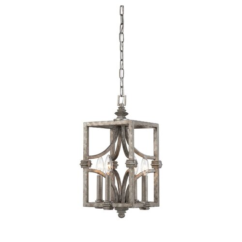 Savoy House Barcelona 4 Light Foyer Pendant