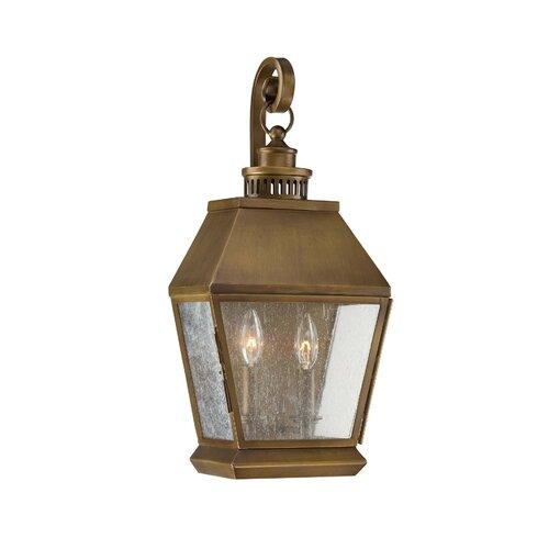 Savoy House Harper 2 Light Outdoor Wall Lantern