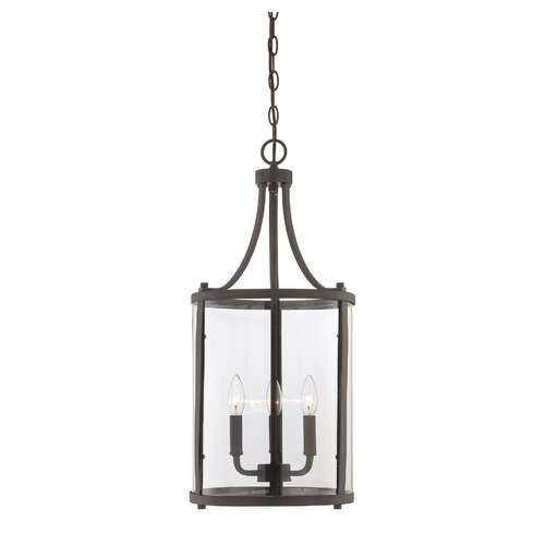 Penrose 3 Light Foyer Lantern