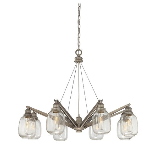 Wildon Home ® Orsay 8 Light Chandelier