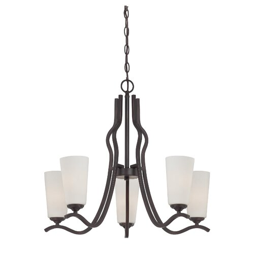 Wildon Home ® Charlton 5 Light Chandelier