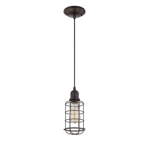 Wildon Home ® Vintage 1 Light Mini Pendant