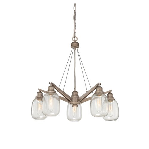 Orsay 5 Light Chandelier