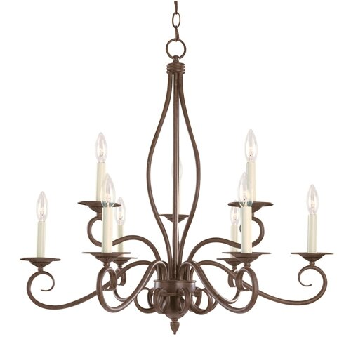 Wildon Home ® Bryce 9 Light Chandelier