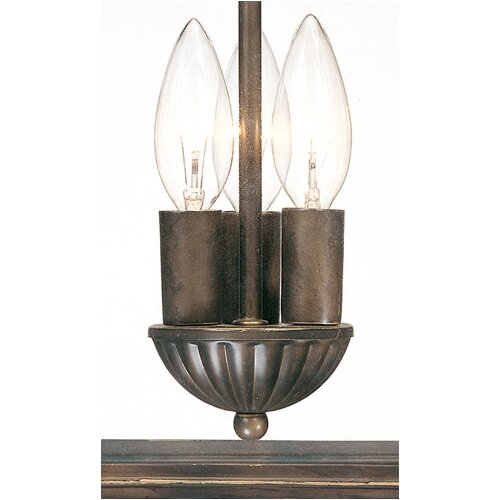 Wildon Home ® Ponoma 3 Light Foyer Pendant