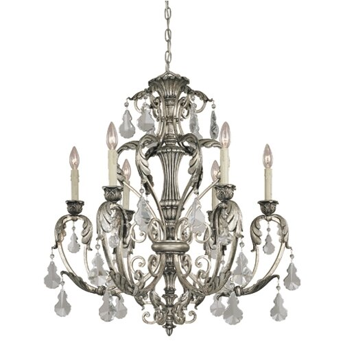 Wildon Home ® Florita 6 Light Chandelier