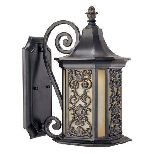 Wildon Home ® Morris 1 Light Outdoor Wall Lantern