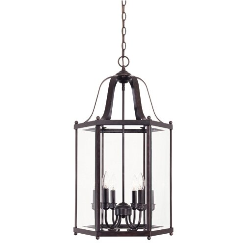Wildon Home ® 6 Light Foyer Pendant