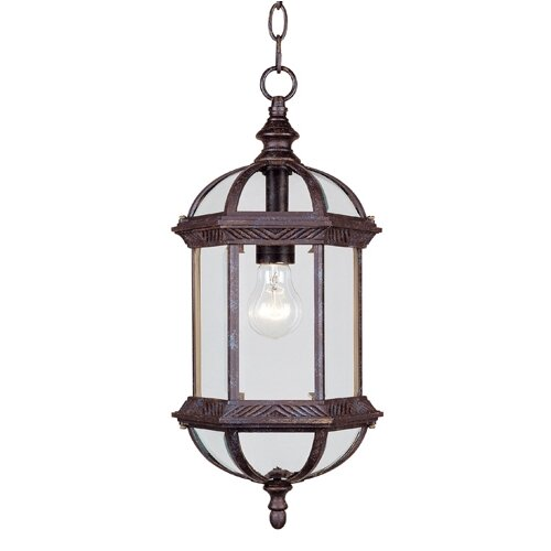 Wildon Home ® Landry 1 Light Outdoor Hanging Lantern