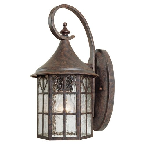 Savoy House Hartley 1 Light Outdoor Wall Lantern