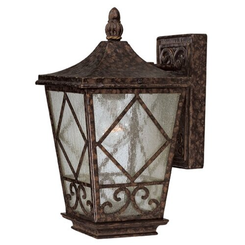 Savoy House Crawford 1 Light Outdoor Wall Lantern