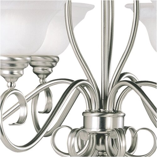 Wildon Home ® Cooney 6 Light Chandelier