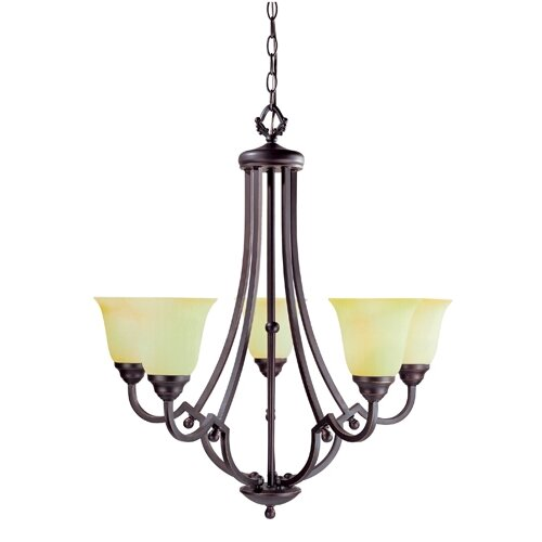 Wildon Home ® Saville 5 Light Chandelier