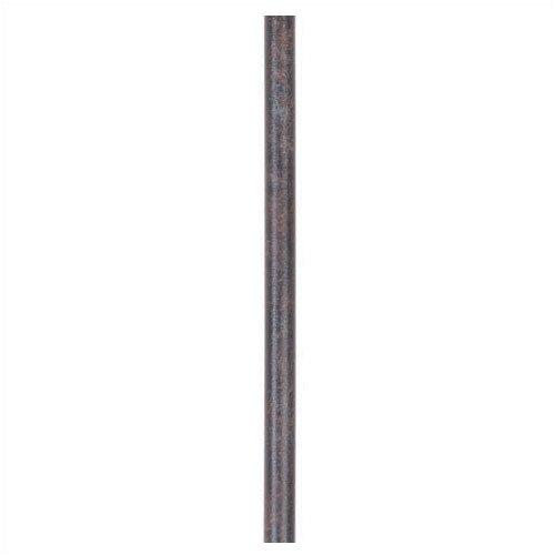 "Wildon Home ® Athens 9.5"" Mini Pendant Extension Rod in Rustic Bronze"