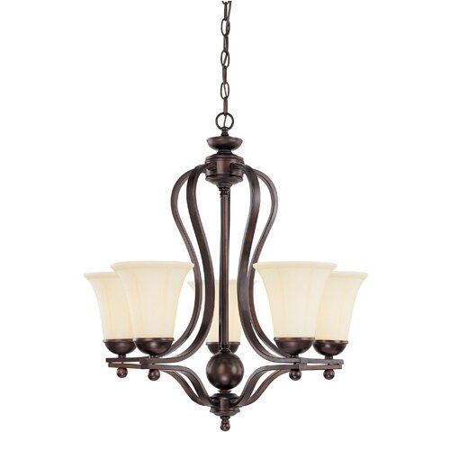 Wildon Home ® Vanguard 5 Light Chandelier