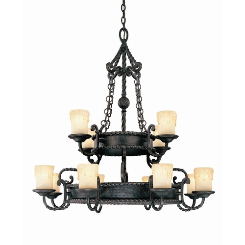Wildon Home ® San Gallo 12 Light Chandelier