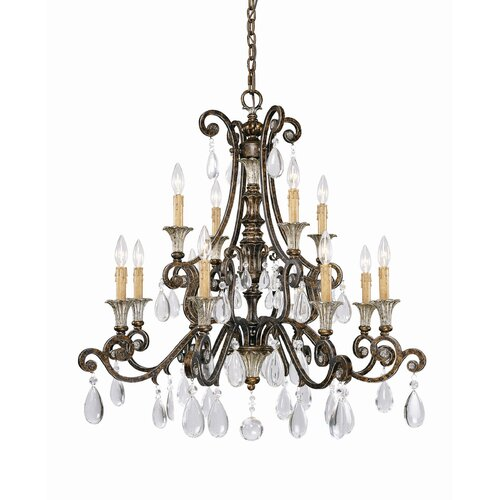Wildon Home ® St. Laurence 12 Light Chandelier