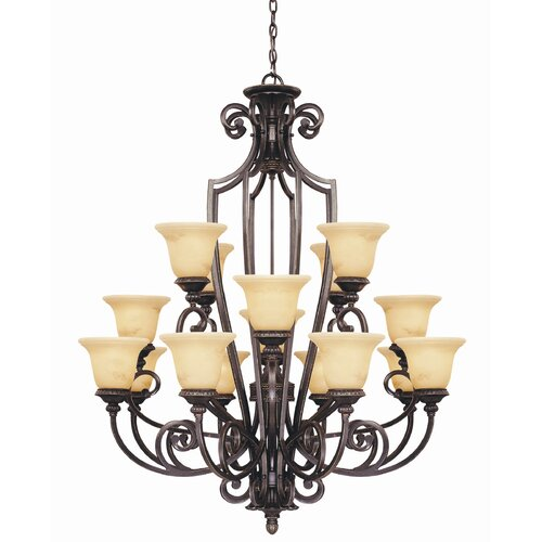 Wildon Home ® Knight 16 Light Chandelier