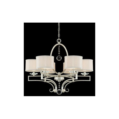 Wildon Home ® Canyon 6 Light Chandelier