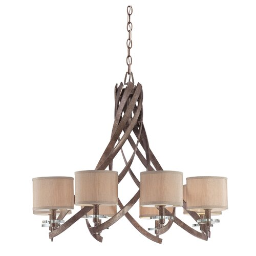 Wildon Home ® Hudson 8 Light Chandelier