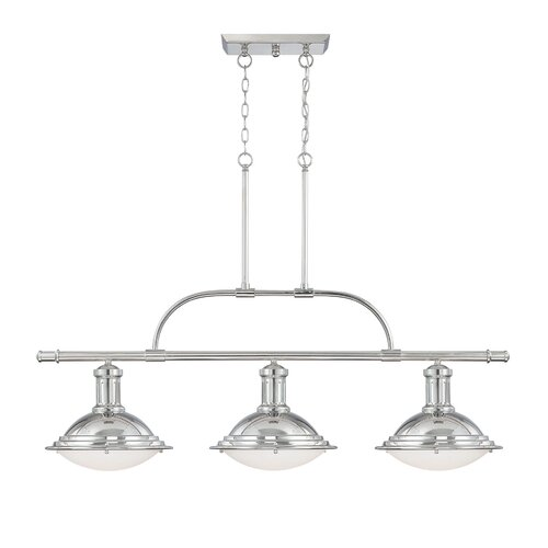 Wildon Home ® Island Lighting 3 Light Pendant