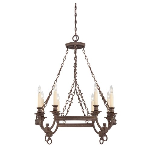 Wildon Home ® Bastille 8 Light Chandelier