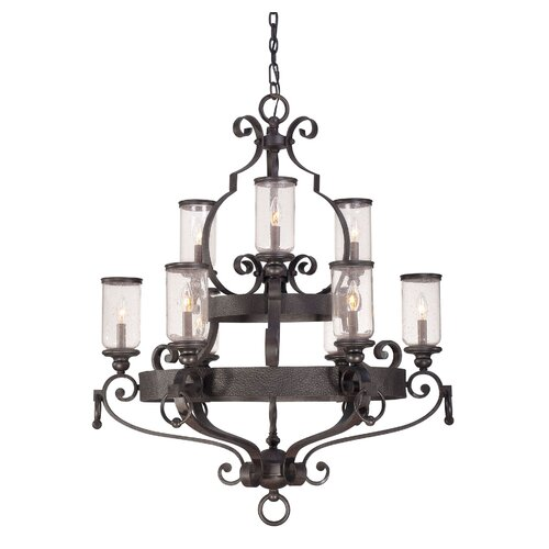 Wildon Home ® Madison 9 Light Chandelier