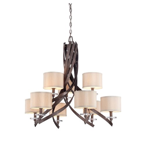 Wildon Home ® Hudson 9 Light Chandelier